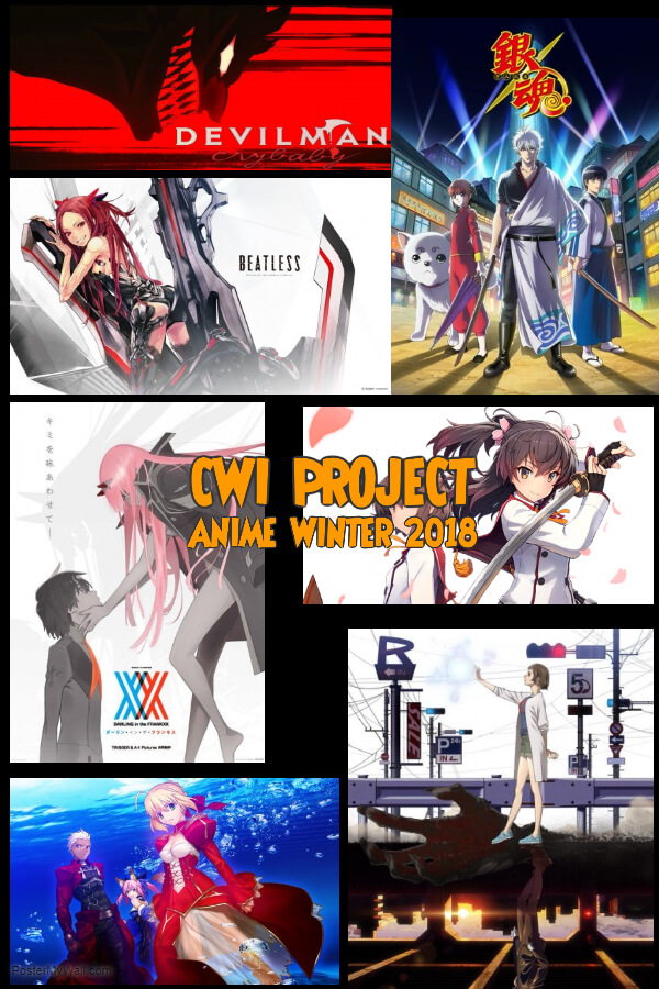 CWI Project - Polling Anime Winter 2018
