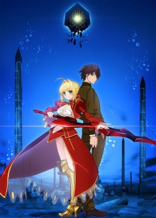FELE poster - Fate/Extra Last Encore
