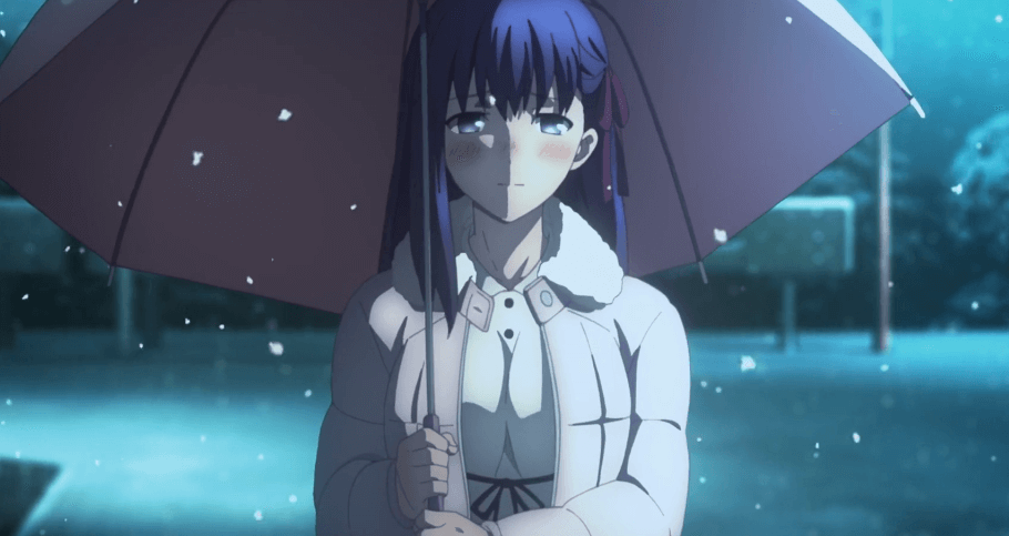 Fate stay night Heaven's Feel – I. Presage Flower - Fate/stay night Movie: Heaven's Feel – I. Presage Flower Subtitle Indonesia
