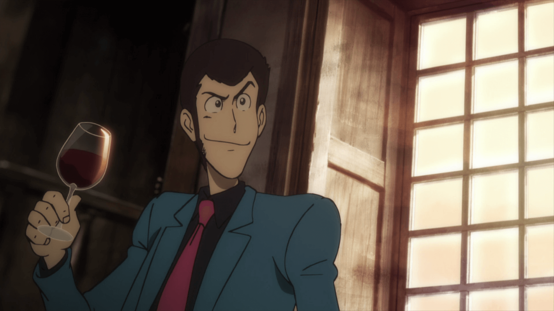 Lupin III Part V 08 001 4592 - Lupin III Part V Episode 08 Subtitle Indonesia