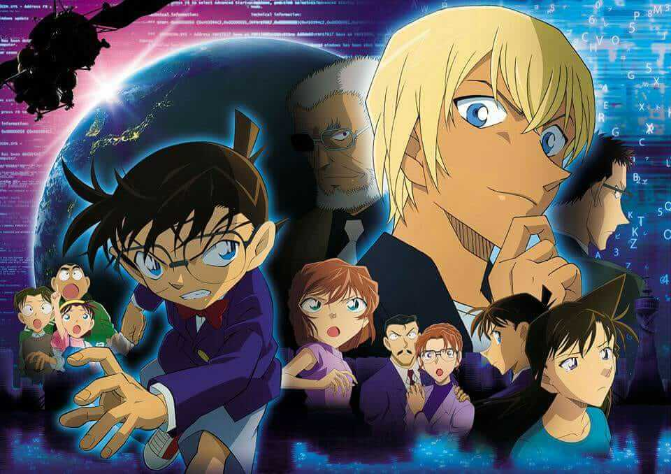 Nobar DCM 22 - Nobar Detective Conan Movie 22: Zero The Enforcer bareng DCMKFI