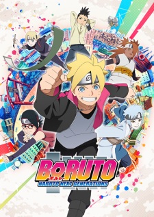 Boruto Episode 132 Subtitle Indonesia