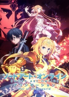 Sword Art Online: Alicization War of Underworld Episode 05 Subtitle Indonesia